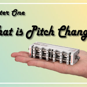 Instruction of filling Pitch Changer Selection Table